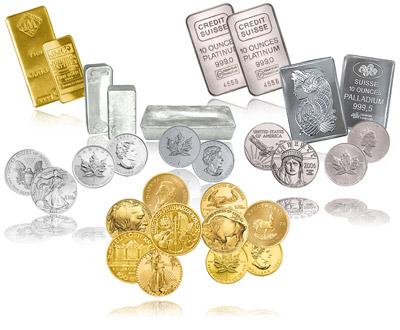 Coins & Bullion